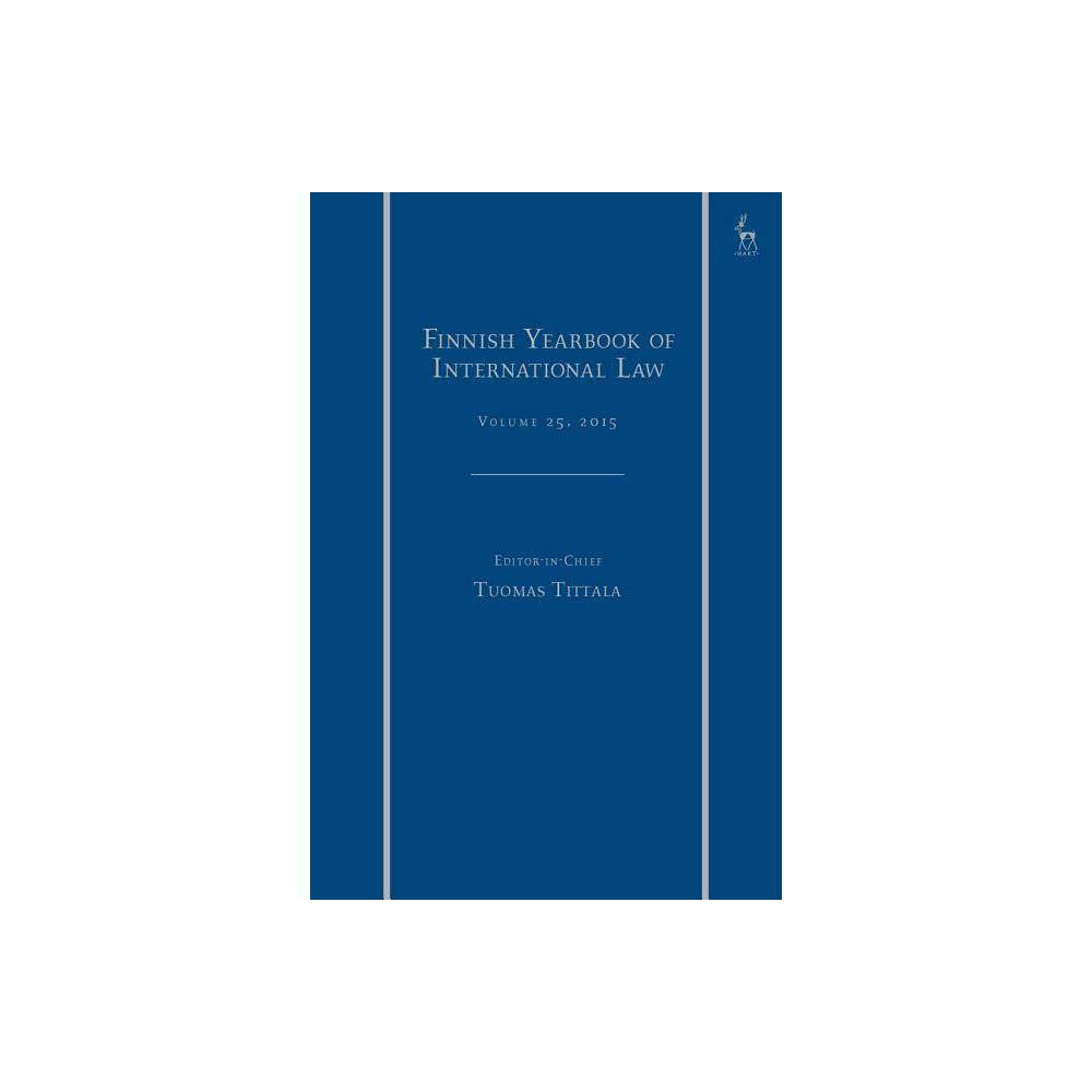 Finnish Yearbook of International Law, Volume 25, 2015 - (Hardcover)