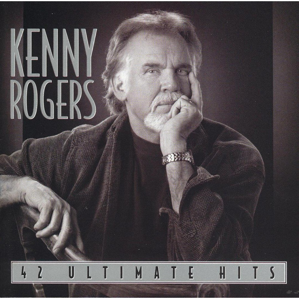 Kenny Rogers - 42 Ultimate Hits (CD)