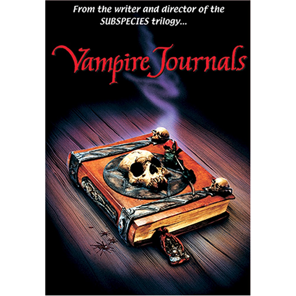 Vampire Journals (Dvd), Movies