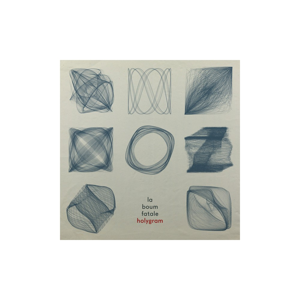 La Boum Fatale - Holygram (CD)