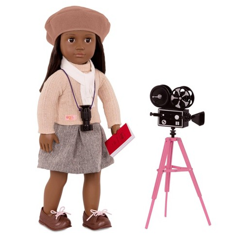 Our Generation Professional Director Doll - Diandrea - image 1 of 4