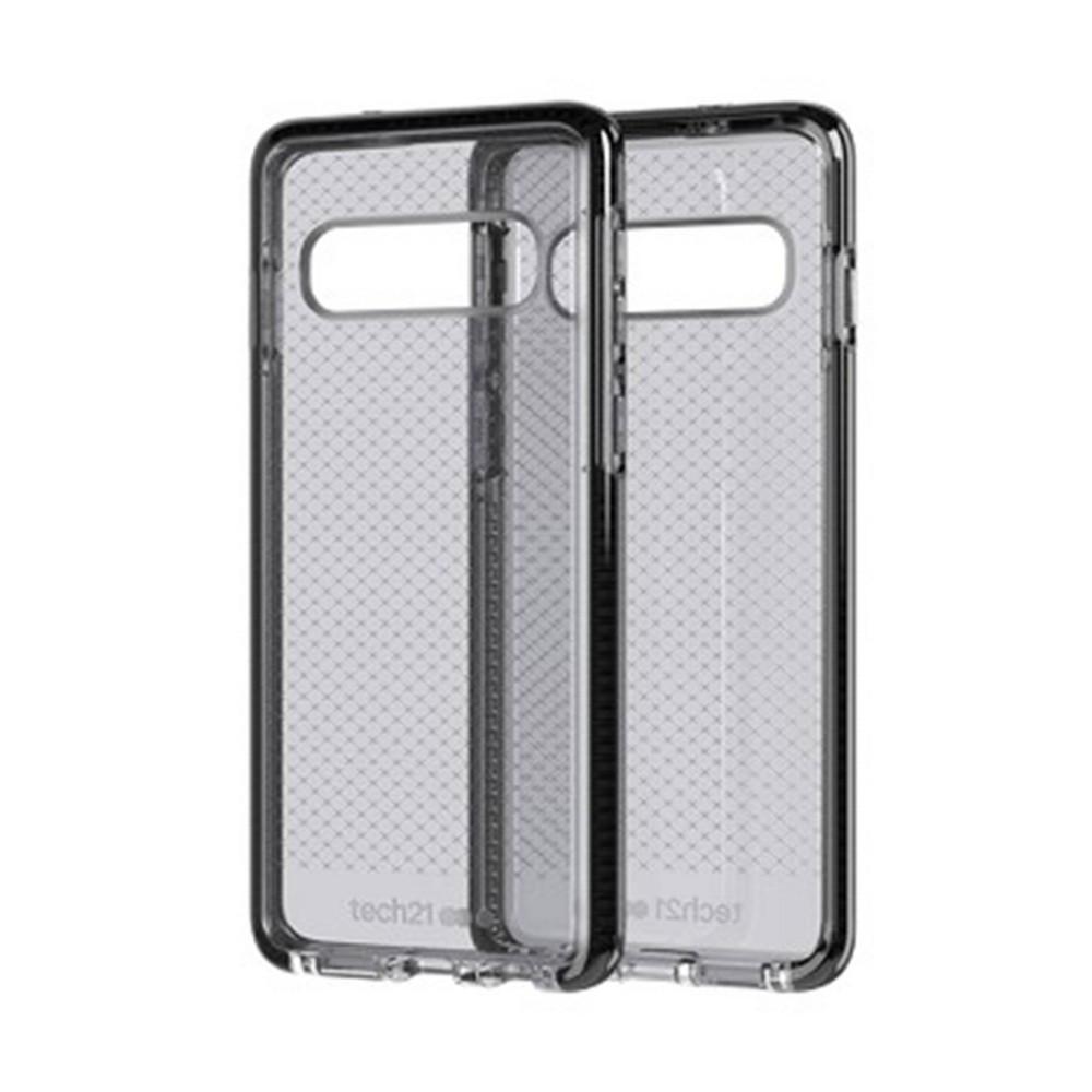 Tech21 Samsung Galaxy S10 Evo Check Case - Smokey/Black