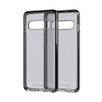 Tech21 Samsung Galaxy S10 Evo Check Case - Smokey/Black