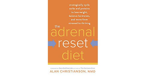 Adrenal Reset Diet : Strategically Cycle Carbs and Proteins to Lose Weight, Balance Hormones, and Move - image 1 of 1