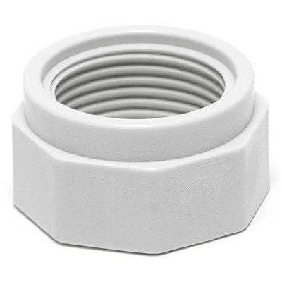 New Polaris D15 Swimming Pool Cleaner 180, 280, 380 Feed Hose Nut Part D15 White