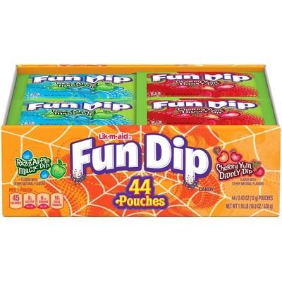 Fun Dip Halloween Box - 18.9oz/44ct