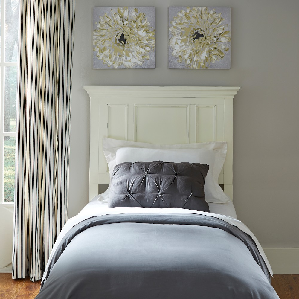 Twin Dover Headboard White - Home Styles