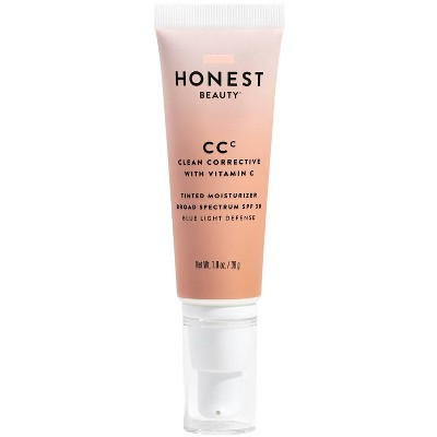 Honest Beauty Clean Corrective Tinted Moisturizer with Vitamin C and Blue Light Defense - SPF 30 - 1.0oz