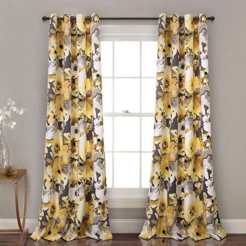 Room Darkening Window Curtain