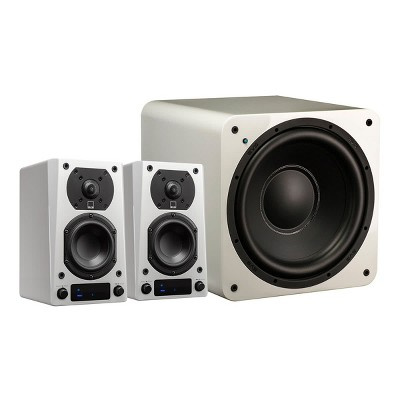 SVS Prime Wireless 2.1 Speaker System (White)