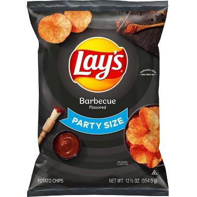 Lay's Barbecue Flavored Potato Chips - 12.50oz