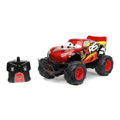 Cars Lightning McQueen Offroad RC 1:14 Scale Remote Control Car 2.4 Ghz