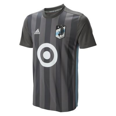 Men's Minnesota United Adidas Soccer Jersey