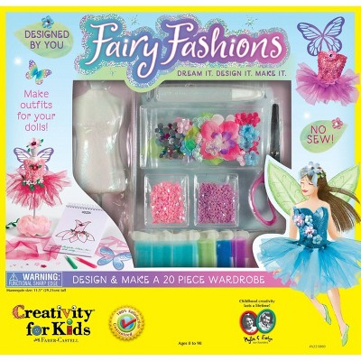 Designed By You Fairy Fashions - Creativity for Kids