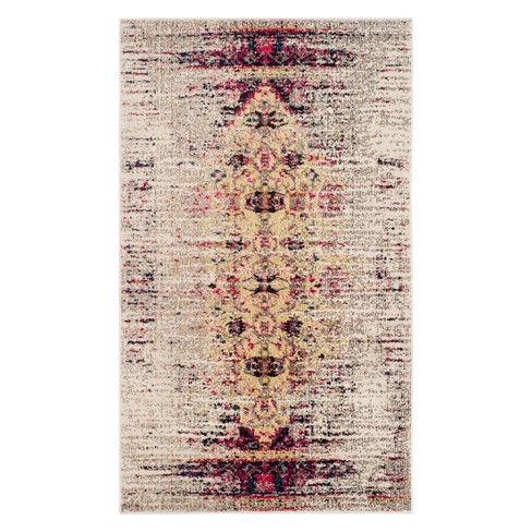 Iyana Medallion Accent Rug - Safavieh - image 1 of 3