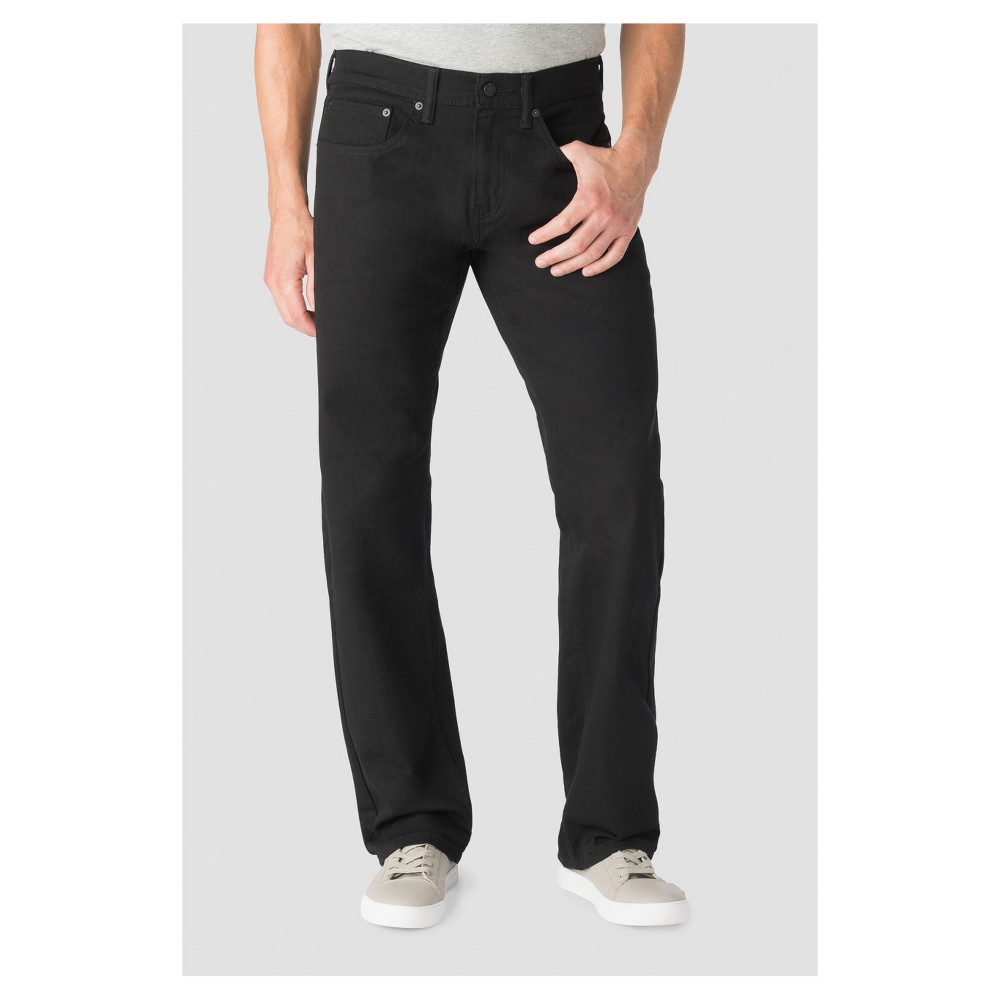 Denizen from Levi's Men's 285 Relaxed Fit Jeans - Raven 40x30