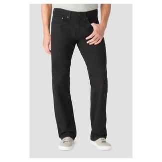 DENIZEN® from Levis® Mens 285 Relaxed Fit Jeans - Raven 38x32