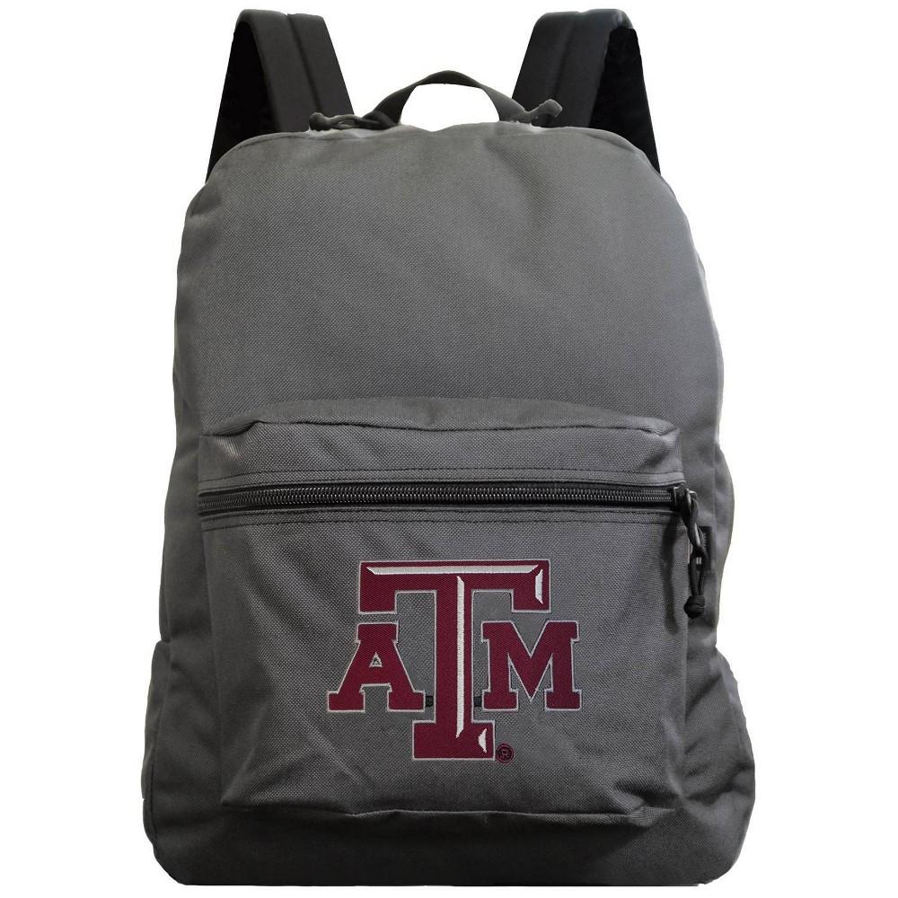Ncaa Texas A 38 M Aggies Gray Premium Backpack