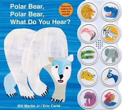 Polar Bear, Polar Bear, What Do You Hear (Board)by Bill Martin Jr.