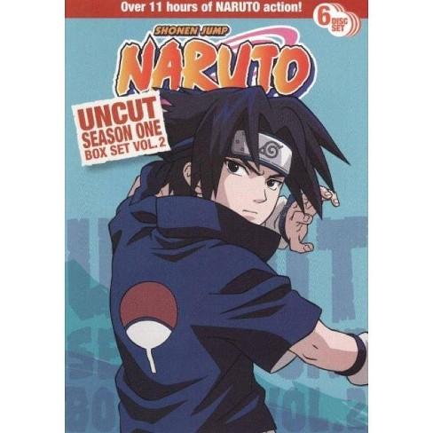 Naruto Uncut: Season 1, Volume 2 (DVD) - image 1 of 1