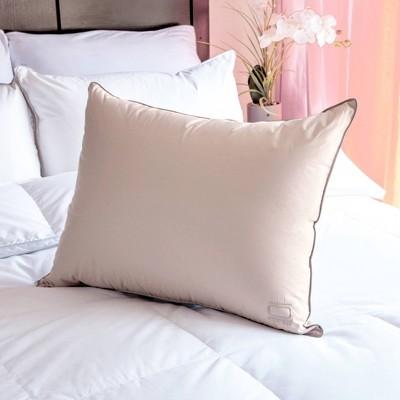 550 Fill Power Down Bed Pillow - Nikki Chu