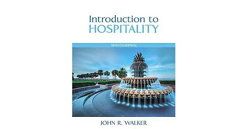 Introduction to Hospitality (Hardcover) (John R. Walker) - image 1 of 1