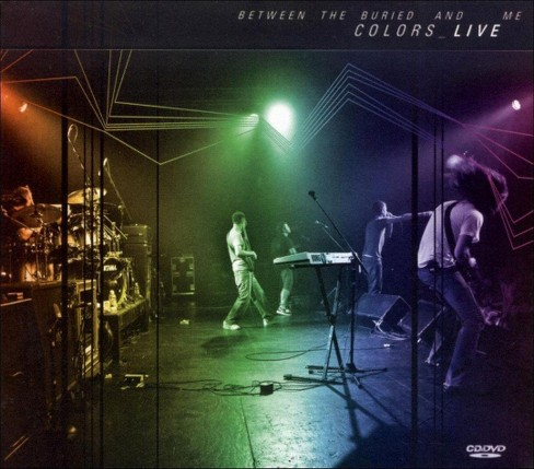 Between The Buried A - Colors Live (CD) - image 1 of 1