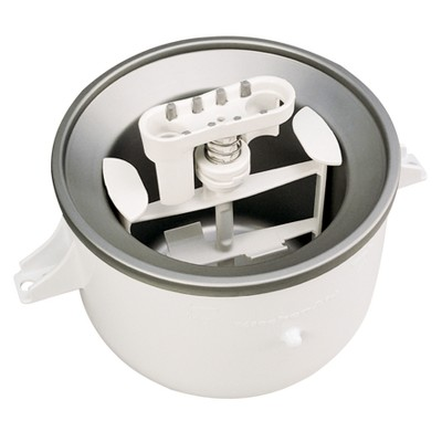 KitchenAid Ice Cream Maker Attachment- KICA0WH