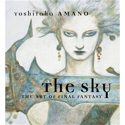 The Sky - by  Yoshitaka Amano (Mixed Media Product)