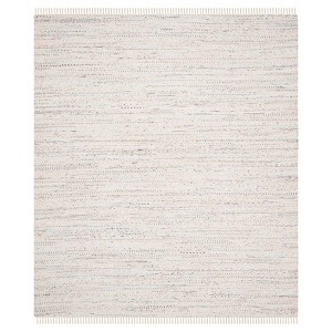 Huddersfield Area Rug - White / Multi (8