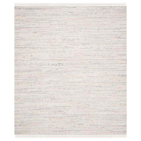 Huddersfield Area Rug - White / Multi (8' X 10' ) - Safavieh® - image 1 of 3