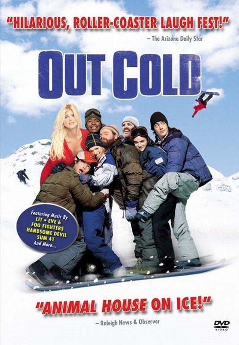 Out Cold (DVD) - image 1 of 1