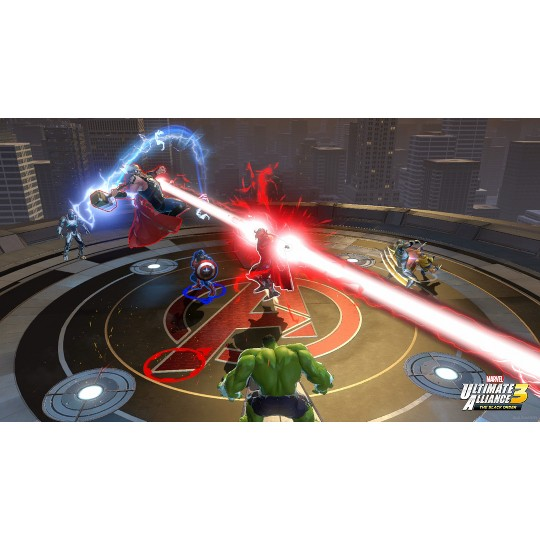 Marvel Ultimate Alliance 3: The Black Order - Nintendo Switch image number null