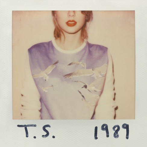 Taylor Swift- 1989 (CD) - image 1 of 1