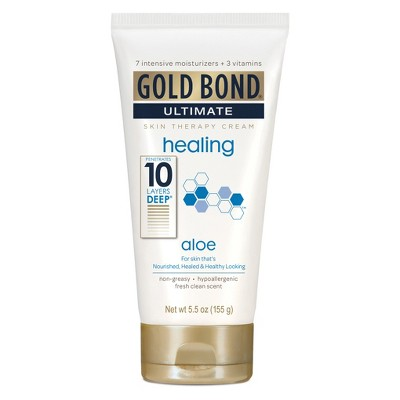 Gold Bond Ultimate Healing Hand and Body Lotions - 5.5oz