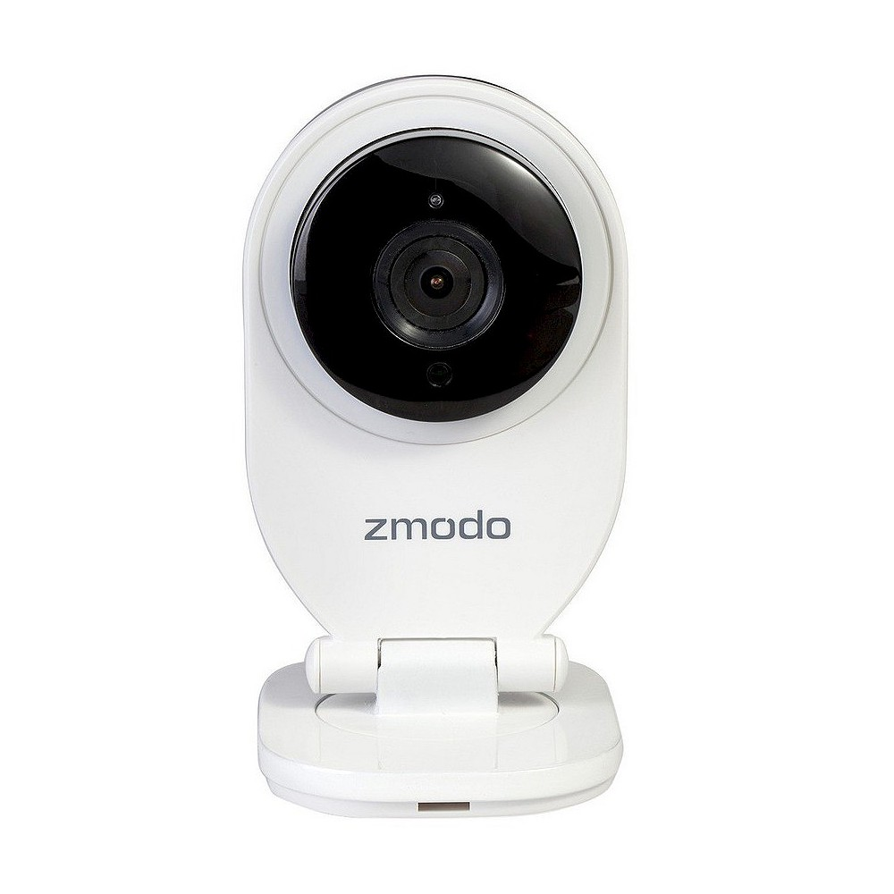 Zmodo 720P Wireless EZCam with 16GB SD Card - White (4090310) The Zmodo 720P Wireless EZCam with 16GB SD Card is everything you need keep your places, people and pets secure, wherever you are. This sleek and modern web-enabled security camera is packed with intelligent features you'll love.
