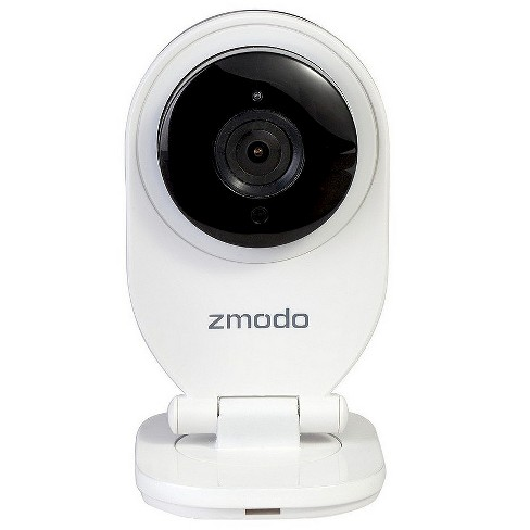 Zmodo 720P Wireless EZCam with 16GB SD Card - White (4090310)
