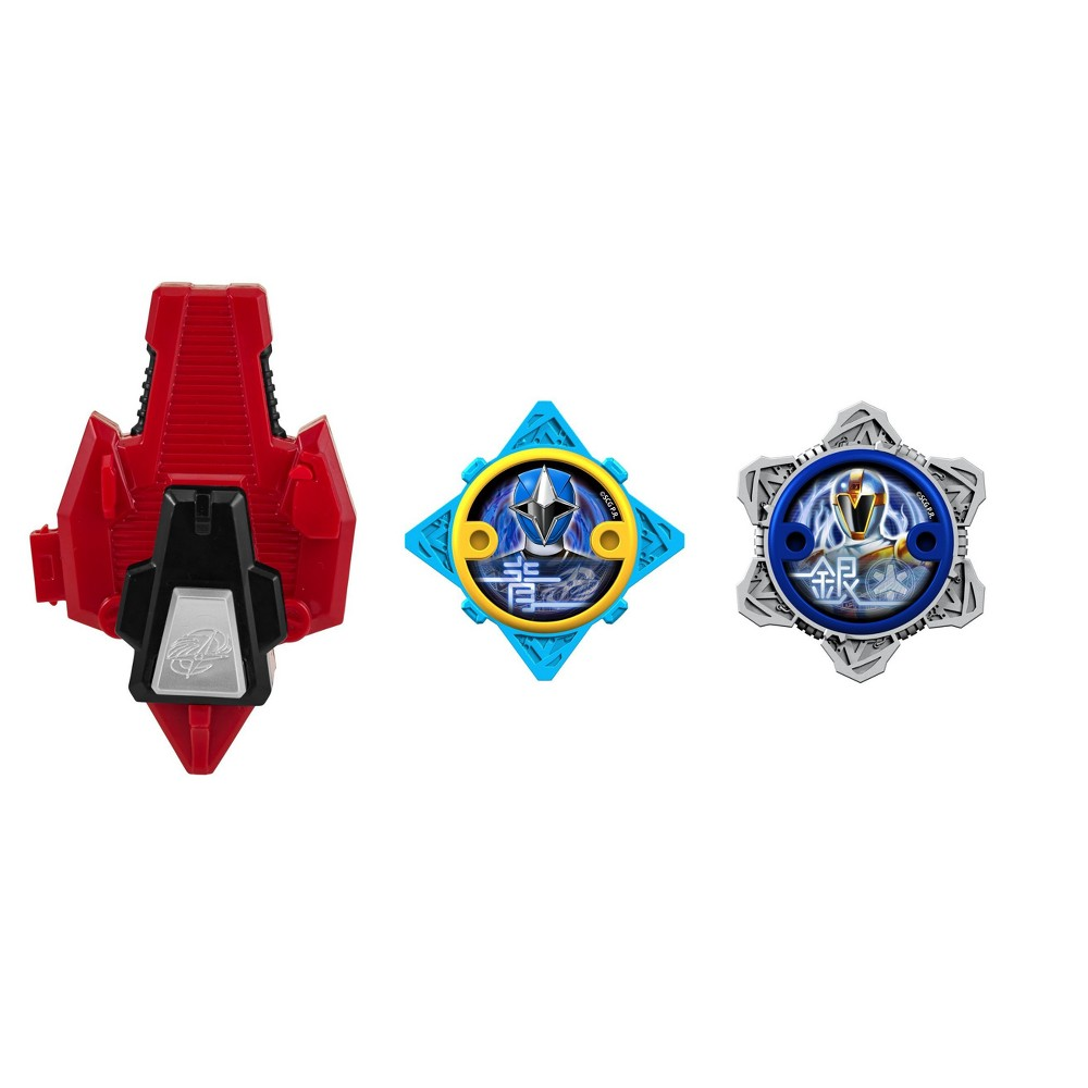 Power Rangers Super Ninja Steel - Ninja Power Star Dragon Zord Pack