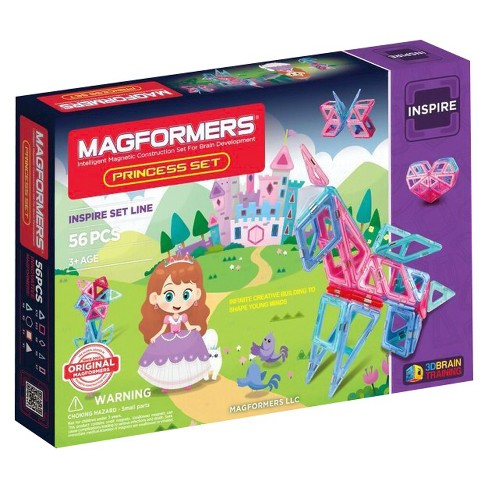 Magformers Princess 56 PC Set - image 1 of 3