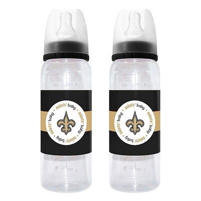 New Orleans Saints Baby Fanatic Bottle - 2 Pack