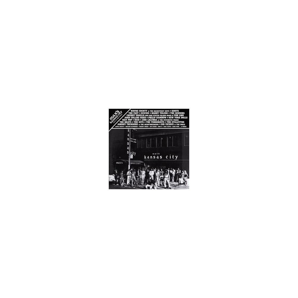 Various - Max's Kansas City:1976 & Beyond (CD)
