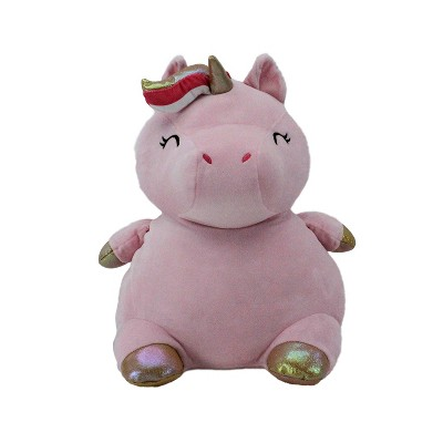 Animal Adventure Sweet Pink Unicorn Stuffed Animal