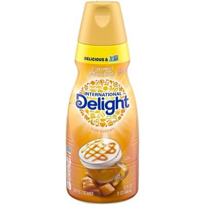 International Delight Caramel Macchiato Coffee Creamer - 1qt