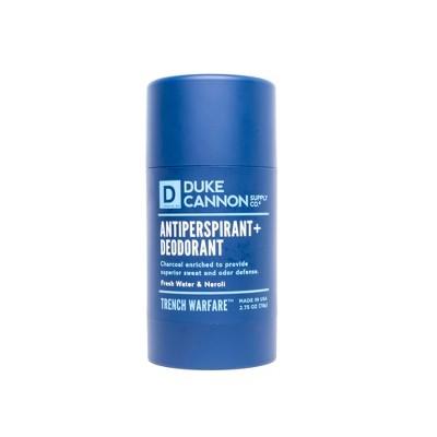 Duke Cannon Supply Co Water & Neroli Antiperspirant & Deodorants - 2.75oz