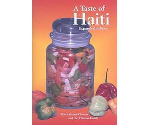 A Taste of Haiti (Expanded) (Hardcover) - image 1 of 1