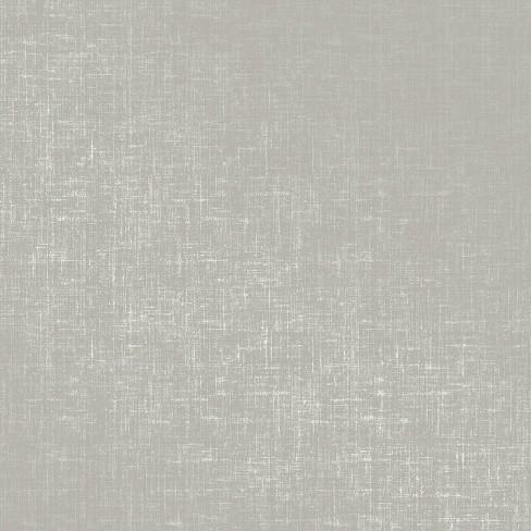 Weave Peel Stick Wallpaper Gray Silver Project 62 Target