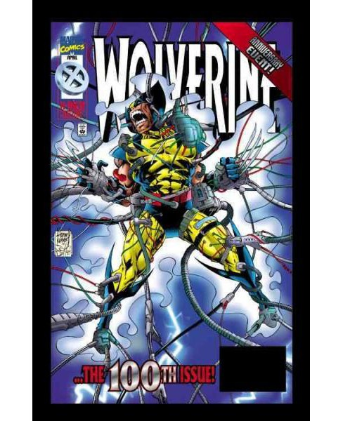 Wolverine 8 : The Dying Game (Paperback) (Larry Hama & Chris Golden & Ian Edginton & John Ostrander) - image 1 of 1