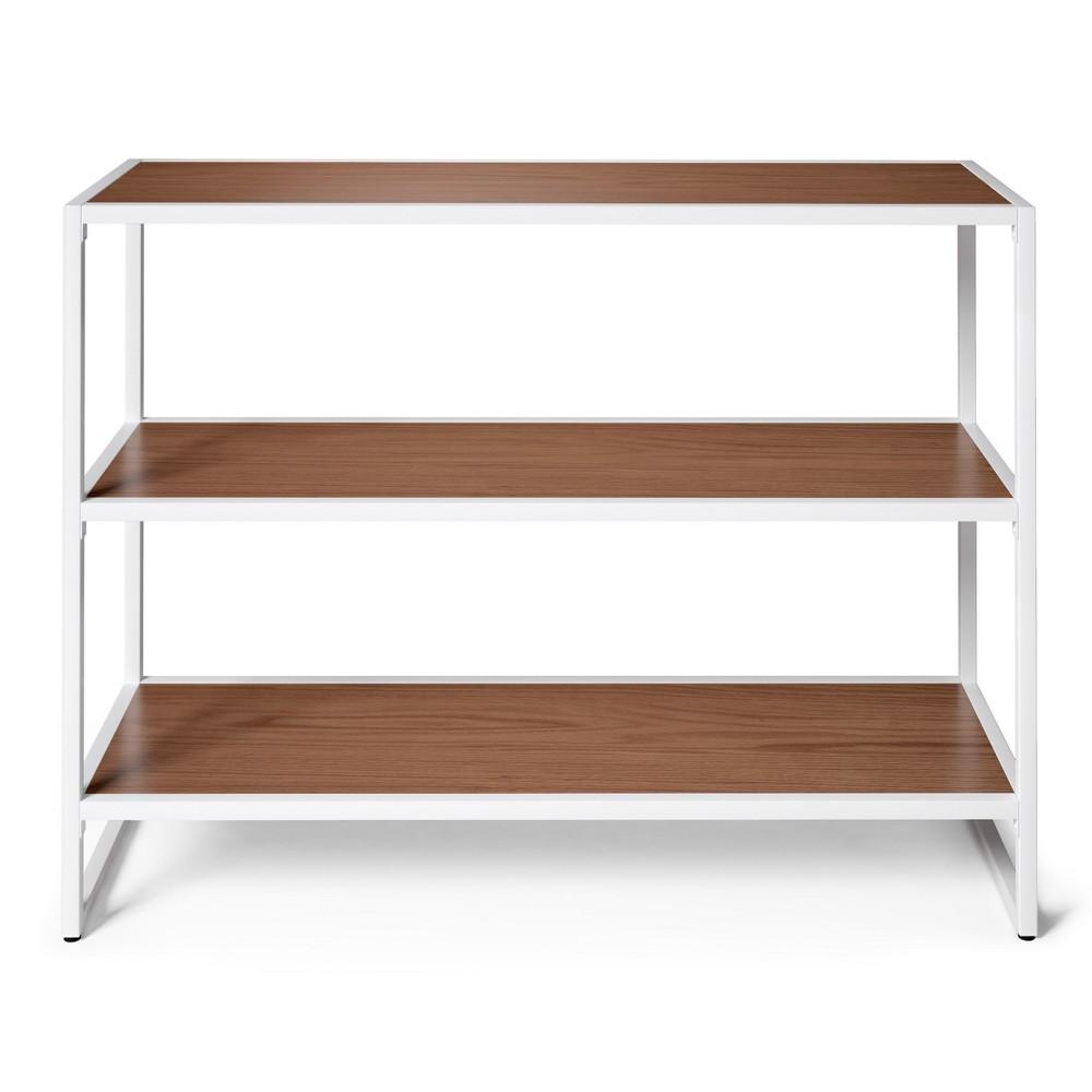 Boone Kids 3 Shelf Bookcase - Campanula White - Pillowfort