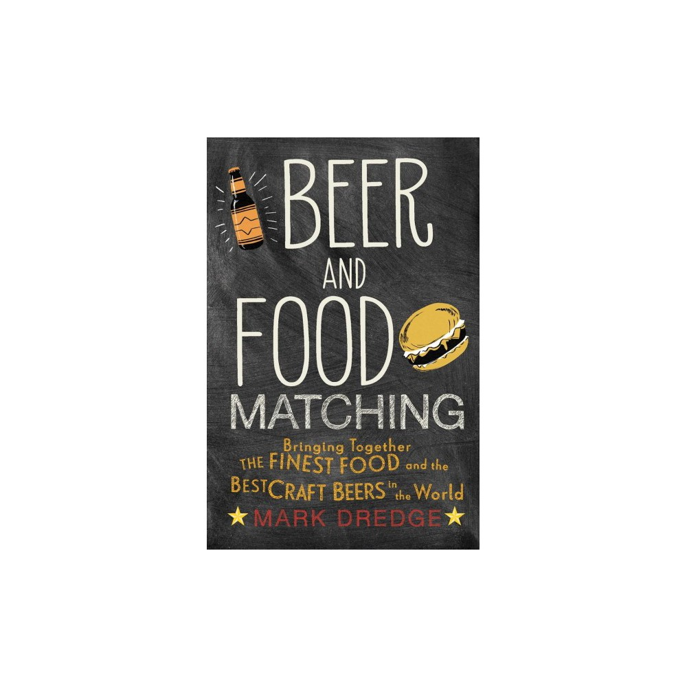 Beer and Food Matching : Bringing Together the Finest Food and the Best Craft Beers in the World Beer and Food Matching combines great food with the world's best beers. Mark Dredge mixes great beer appreciation with delicious food pairings. Not only does this book tell you about some of the best craft beers out there, it also looks at the science of taste and the principles of matching beer with food, explaining which ingredients enhance a brew's flavor and what beer styles will complement everything from breakfast and barbecue to cheese and chocolate. Also included are over 40 beer-infused recipes like stout mac 'n' cheese or ribs in Belgian beer. With over 250 beers featured, it's ideal for anyone who loves a drink and a tasty bite to eat.