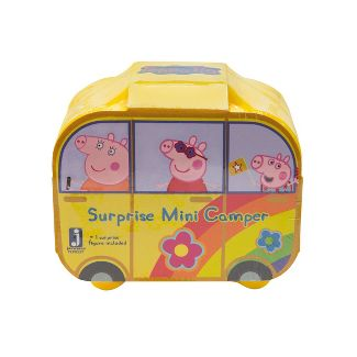 Peppa Pig Mini Campervan Surprise